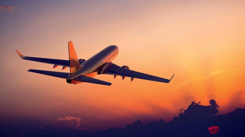 Avião em Natal e Pipa