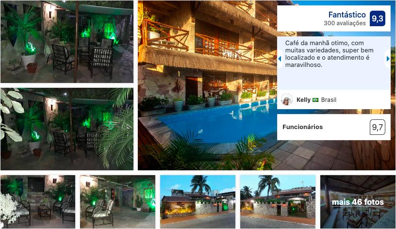 Castelo Beach Hotel em Natal