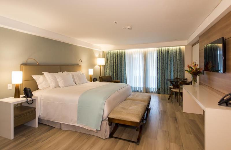 Quarto do Vogal Luxury Beach Hotel & SPA em Natal