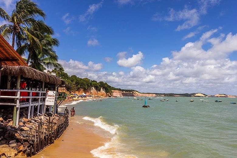 Verão na Praia de Pipa