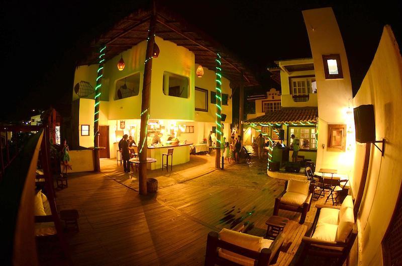 Ágora Lounge Bar em Pipa