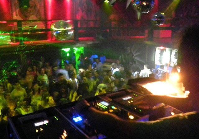 DJ na Boate dos Calangos em Pipa