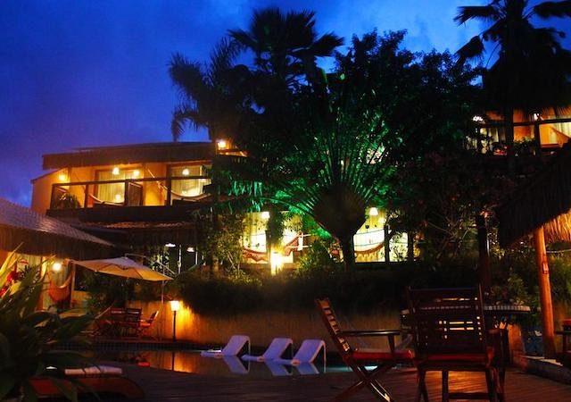 Hotéis bons e baratos em Pipa