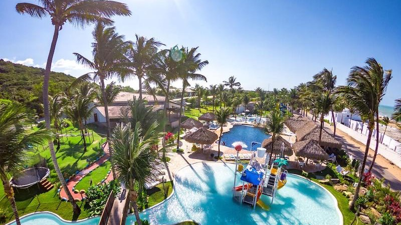 Resort AcquaPipa em Pipa