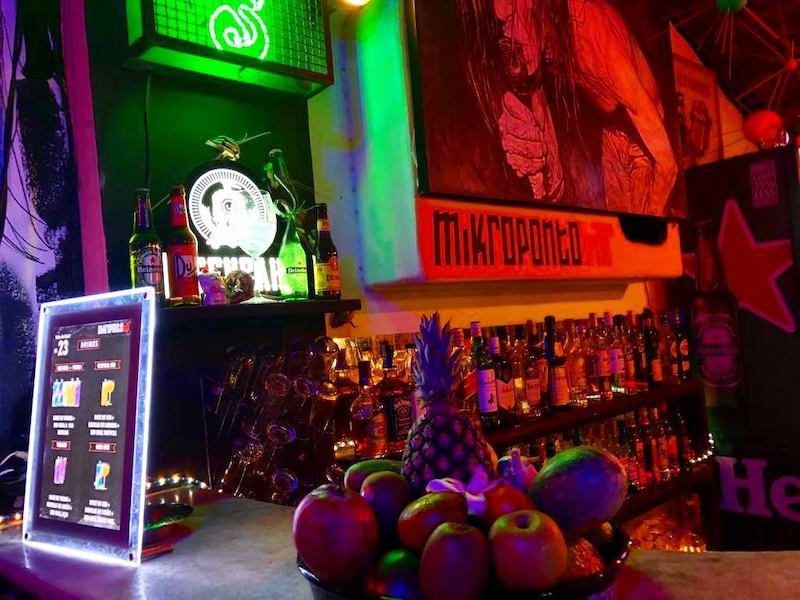 Mikroponto Bar em Pipa
