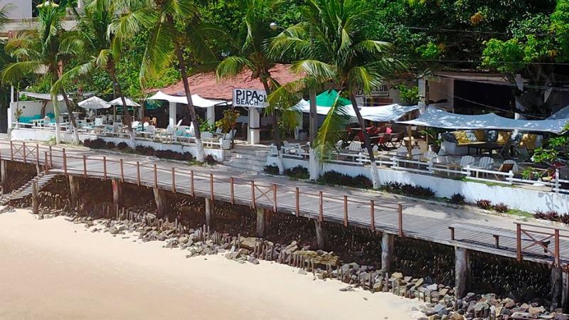 Pipa Beach Club em Pipa
