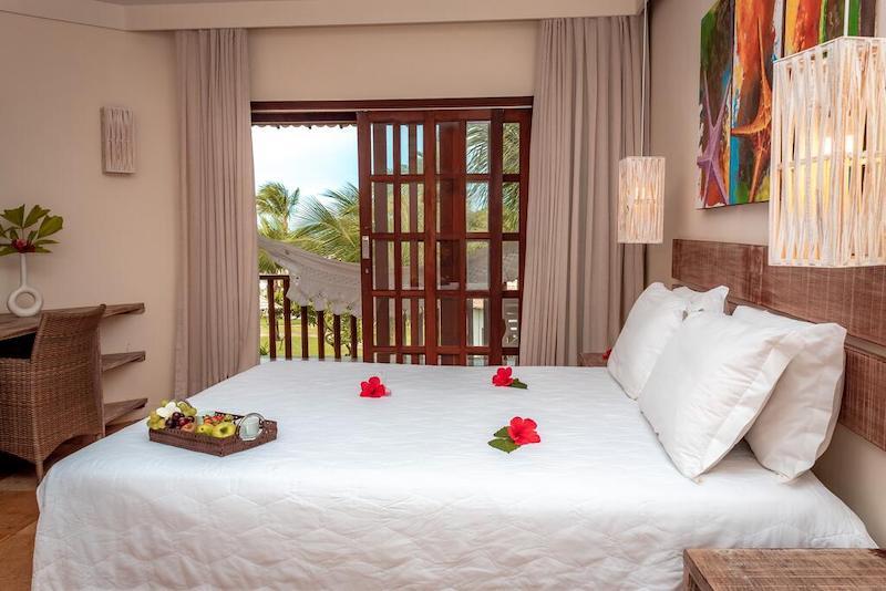 Quarto do Acquapipa Resort em Pipa