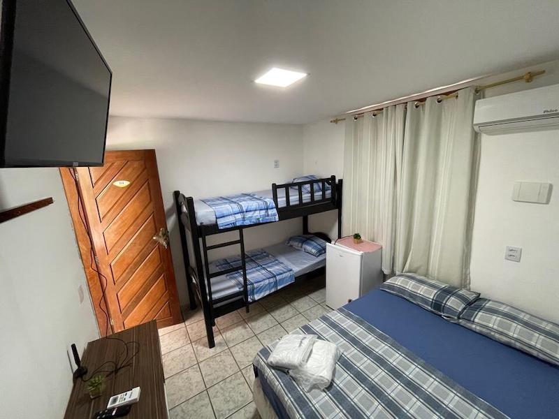 Quarto do Dunas Hostel em Natal