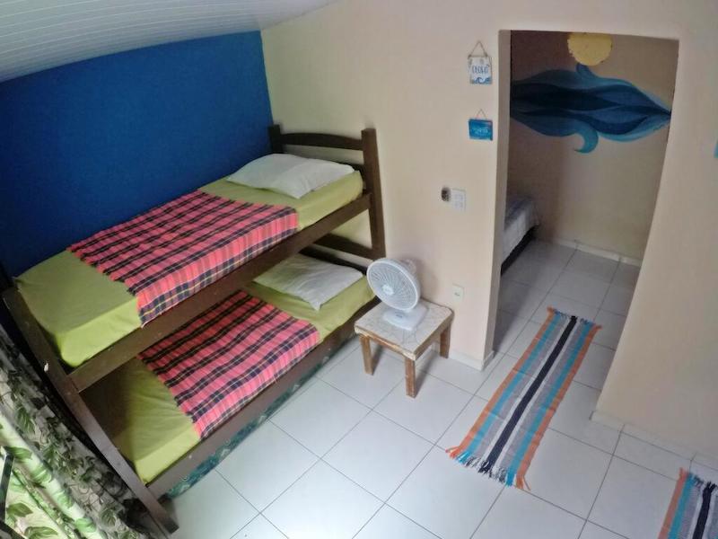 Quarto do Free! Hostel em Pipa