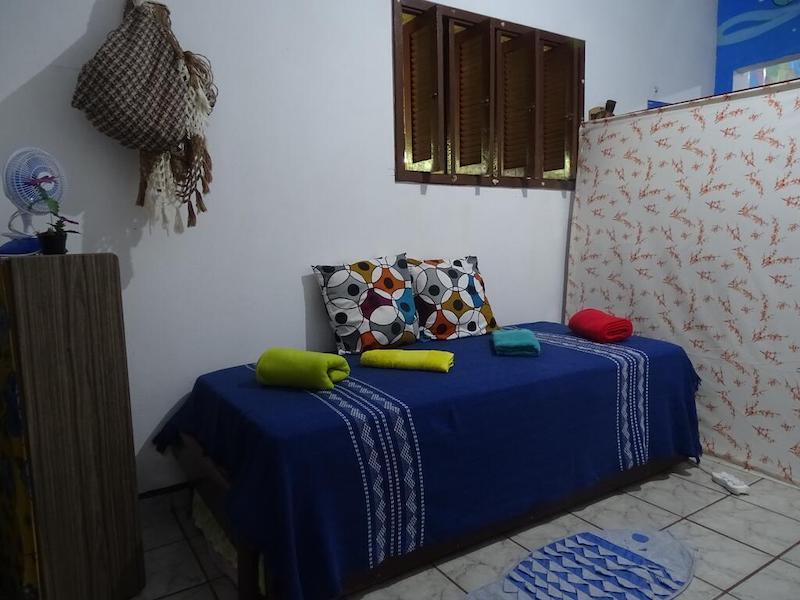 Quarto do Hostel Terra Viva em Pipa