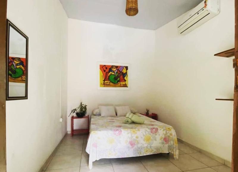 Quarto do Kuki's Hostel em Pipa