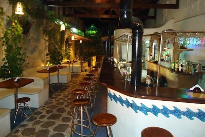 Restaurante Aruman em Pipa