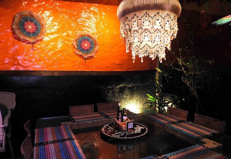Restaurante Espaço Lampião em Pipa
