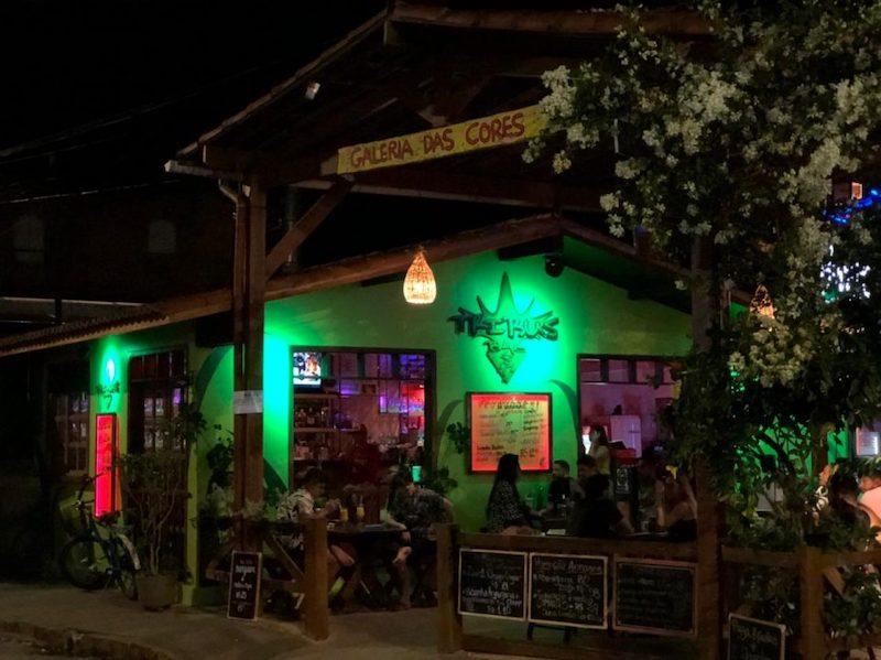 Tribus Bar em Pipa