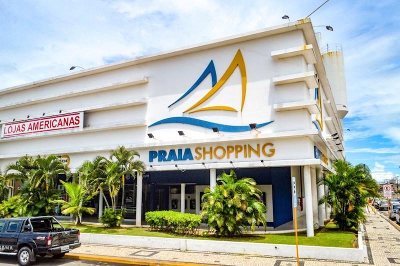 Praia Shopping em Natal