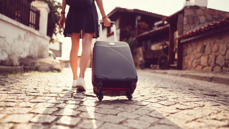 Viajando sozinho a Natal
