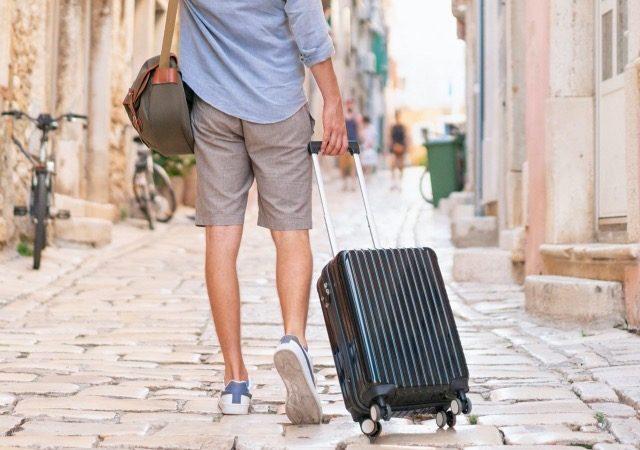 Viajando sozinho a Pipa